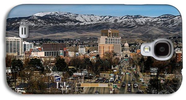 Boise Idaho Galaxy S4 Case by Robert Bales