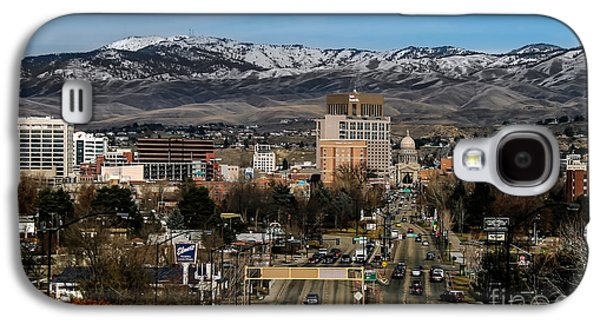 Boise Idaho Galaxy S4 Case by Robert Bales