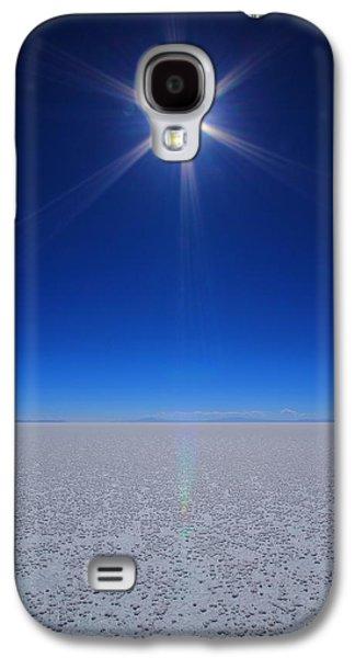 Twinkle Galaxy S4 Cases - Bolivian Salt Galaxy S4 Case by FireFlux Studios
