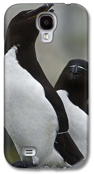 Bonded For Life... Galaxy S4 Case by Nina Stavlund