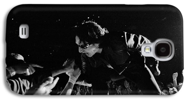 Bono 051 Galaxy S4 Case by Timothy Bischoff