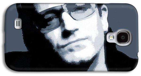 Bono Galaxy S4 Cases - Bono Galaxy S4 Case by Dan Sproul