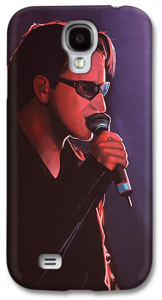 Bono U2 Galaxy S4 Case by Paul Meijering