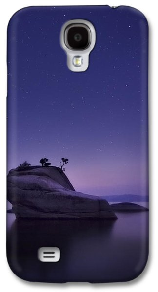 Waterscape Galaxy S4 Cases - Bonsai Island Galaxy S4 Case by Sean Foster