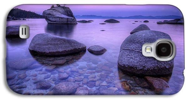 Waterscape Galaxy S4 Cases - Bonsai Rock Galaxy S4 Case by Sean Foster