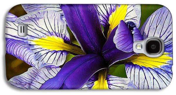 Botanical Galaxy S4 Cases - Boothbay Beauty Galaxy S4 Case by Bill Caldwell -        ABeautifulSky Photography