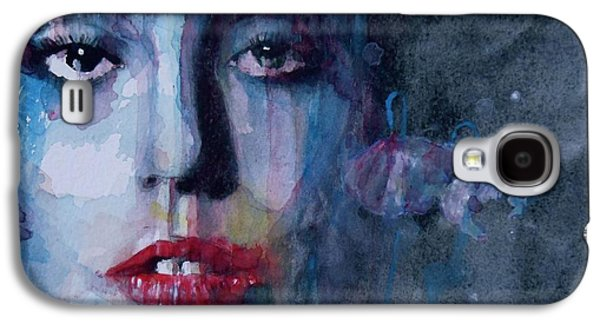 Lady Gaga Galaxy S4 Cases - Born This Way Galaxy S4 Case by Paul Lovering
