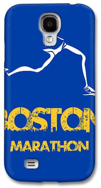 Boston Marathon2 Galaxy S4 Case by Joe Hamilton
