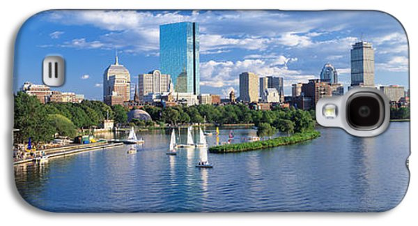 Business Galaxy S4 Cases - Boston, Massachusetts, Usa Galaxy S4 Case by Panoramic Images