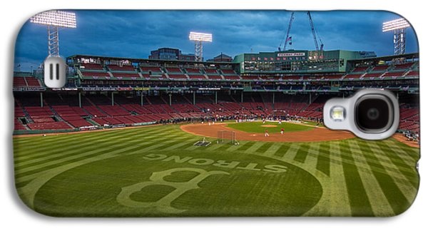 Series Photographs Galaxy S4 Cases - Boston Strong Galaxy S4 Case by Paul Treseler