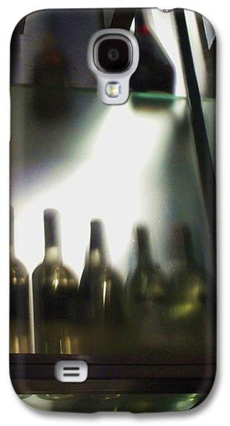 Anna Villarreal Garbis Galaxy S4 Cases - Bottles II Galaxy S4 Case by Anna Villarreal Garbis