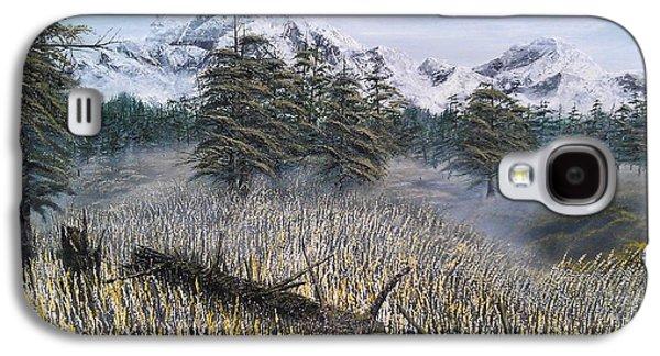 Erik Coryell Galaxy S4 Cases - Boundless Galaxy S4 Case by Erik Coryell