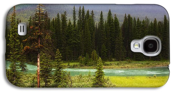 Surreal Landscape Galaxy S4 Cases - Bow Creek 2 Galaxy S4 Case by Gary Migues