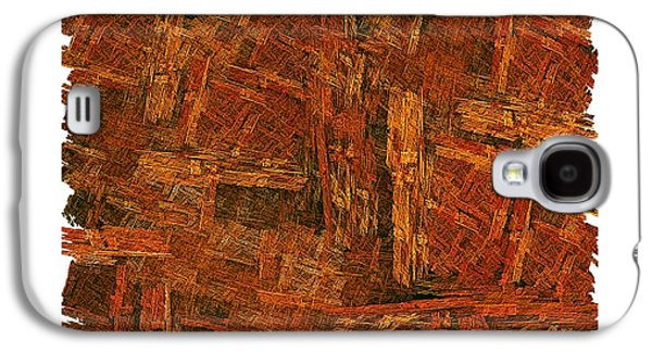 Ply Board Galaxy S4 Cases - Boxed-In Galaxy S4 Case by Doug Morgan