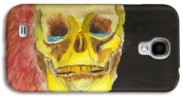 Disorder Paintings Galaxy S4 Cases - Bpd Galaxy S4 Case by Rob Spencer