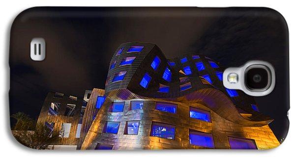 Las Vegas Art Galaxy S4 Cases - Brain Center Galaxy S4 Case by Chad Dutson