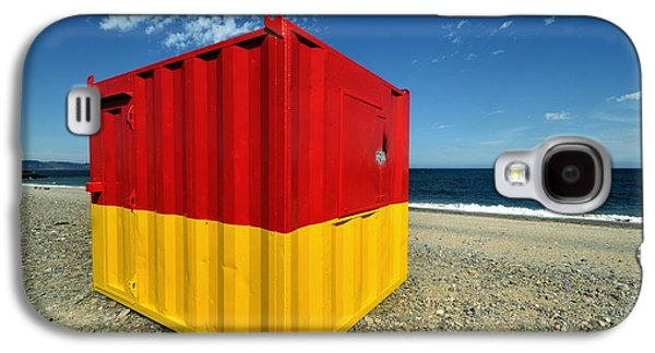 Architectur Galaxy S4 Cases - Bray Life Guard Station in Ireland Galaxy S4 Case by Frazer Ashford