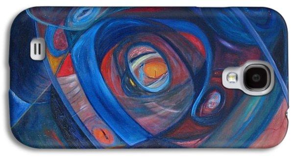 Inner Self Galaxy S4 Cases - Breath of Life Galaxy S4 Case by Phoenix De Vries
