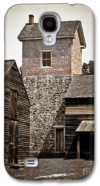 Original Photographs Galaxy S4 Cases - Brick Stick and Stone Galaxy S4 Case by Colleen Kammerer
