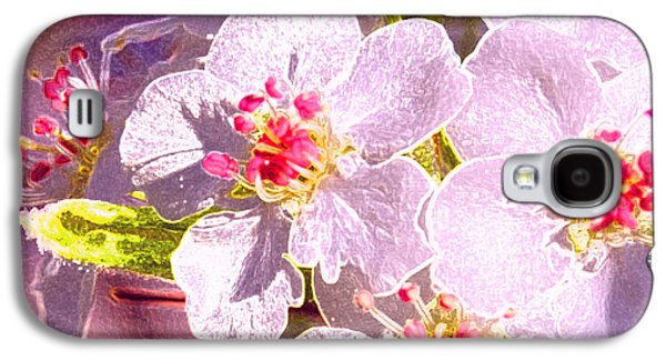 Surreal Landscape Galaxy S4 Cases - Bridal Bouquet by jrr Galaxy S4 Case by First Star Art