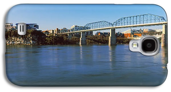 Bridge Across A River, Walnut Street Galaxy S4 Case by Panoramic Images