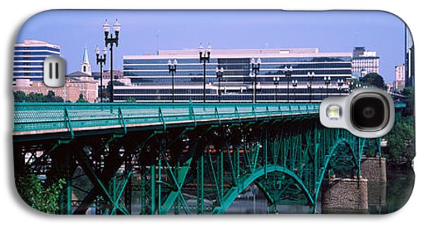 Bridge Across River, Gay Street Bridge Galaxy S4 Case by Panoramic Images
