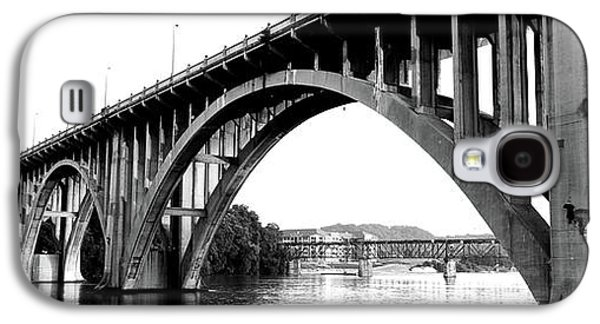 Bridge Across River, Henley Street Galaxy S4 Case by Panoramic Images