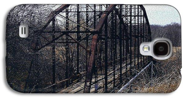 R. Mclellan Photography Galaxy S4 Cases - Bridge to Nowhere Galaxy S4 Case by R McLellan