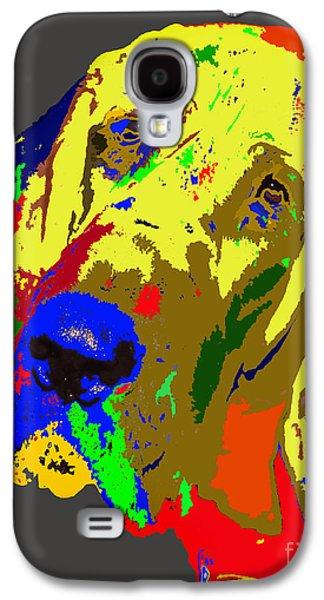 Bright Sad Sack Galaxy S4 Case by Skip Willits