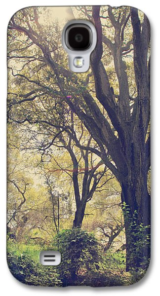 Trees Galaxy S4 Cases - Brightening Up the Day Galaxy S4 Case by Laurie Search
