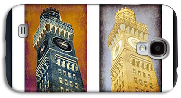 Studio Photographs Galaxy S4 Cases - Bromo Seltzer Tower Panoramic Galaxy S4 Case by Stephen Stookey
