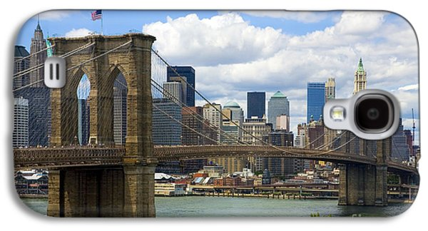 Brooklyn Bridge Galaxy S4 Case by Diane Diederich