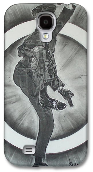 Crime Fighter Galaxy S4 Cases - Bruce Lee Is Kato 2 Galaxy S4 Case by Sean Connolly