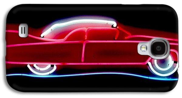 Bruce Springsteen Sculptures Galaxy S4 Cases - Bruce Springsteen Pink Cadilac  Galaxy S4 Case by Pacifico Palumbo