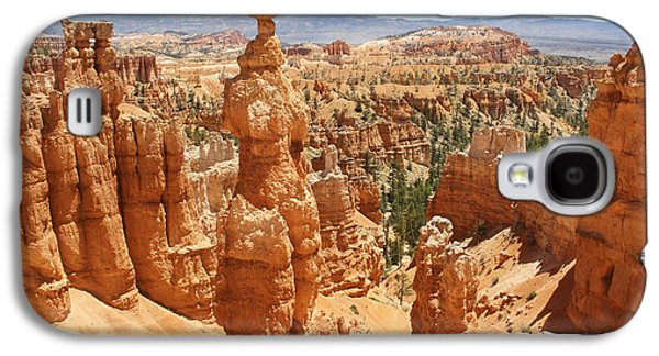 Mike Galaxy S4 Cases - Bryce Canyon 3 Galaxy S4 Case by Mike McGlothlen