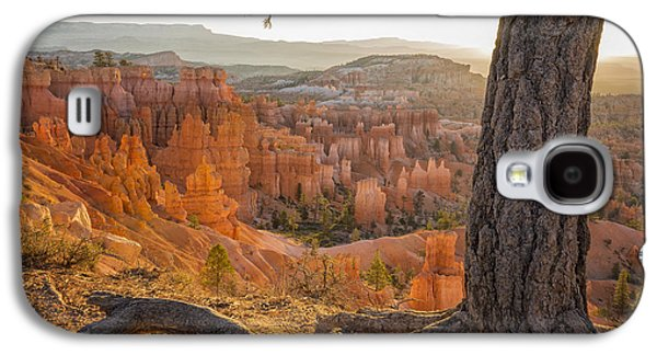 Beautiful Scenery Galaxy S4 Cases - Bryce Canyon National Park Sunrise 2 - Utah Galaxy S4 Case by Brian Harig