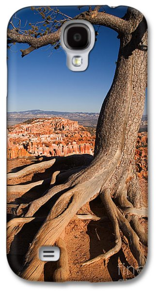 Tree Roots Galaxy S4 Cases - Bryce Canyon National Park, Ut Galaxy S4 Case by Sean Bagshaw