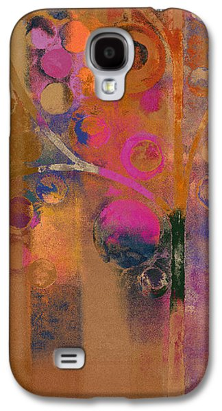 Abstract Realism Galaxy S4 Cases - Bubble Tree - Rw91 Galaxy S4 Case by Variance Collections