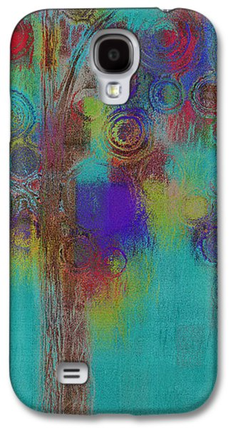 Realism Mixed Media Galaxy S4 Cases - Bubble Tree - Sped09r Galaxy S4 Case by Variance Collections