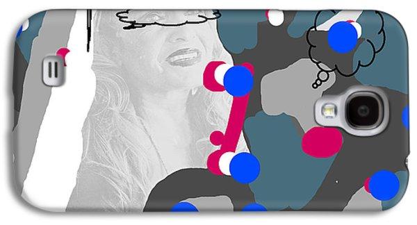 Bubbly Galaxy S4 Case by HollyWood Creation By linda zanini