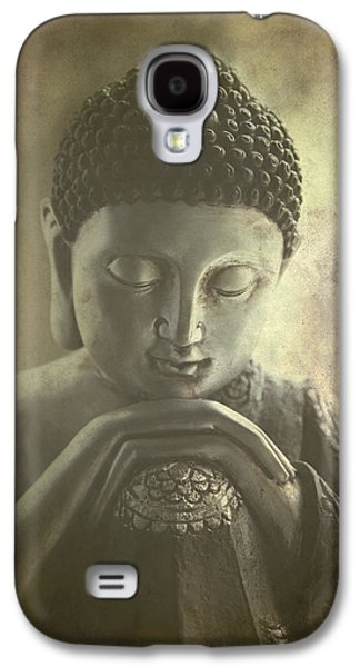 Siddharta Galaxy S4 Cases - Buddha Galaxy S4 Case by Madeleine Forsberg