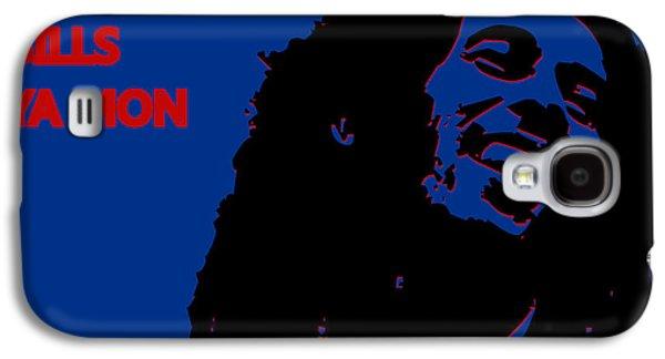 Buffalo Bills Ya Mon Galaxy S4 Case by Joe Hamilton