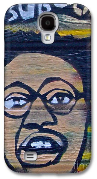 Discrimination Paintings Galaxy S4 Cases - Bug Out Galaxy S4 Case by Tony B Conscious