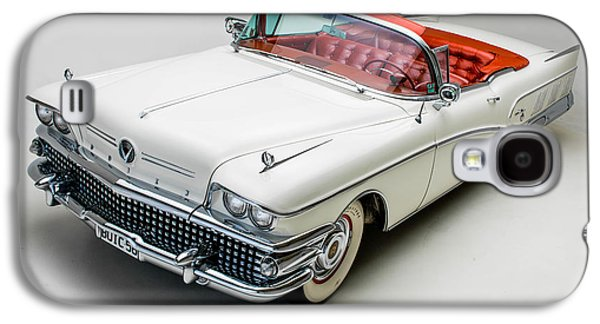 Limited Galaxy S4 Cases - Buick Limited Convertible 1958 Galaxy S4 Case by Gianfranco Weiss