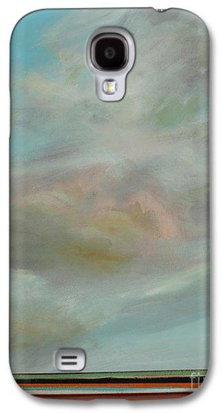Contemplative Photographs Galaxy S4 Cases - Building Galaxy S4 Case by Alyson Kinkade