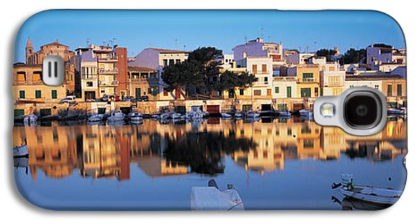 Business Galaxy S4 Cases - Buildings At The Waterfront, Porto Galaxy S4 Case by Panoramic Images