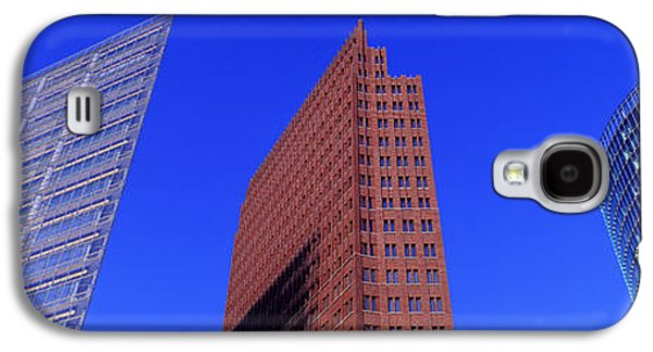 Business Galaxy S4 Cases - Buildings, Berlin, Germany Galaxy S4 Case by Panoramic Images