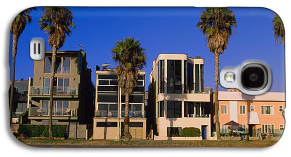 Buildings In A City, Venice Beach, City Galaxy S4 Case by Panoramic Images