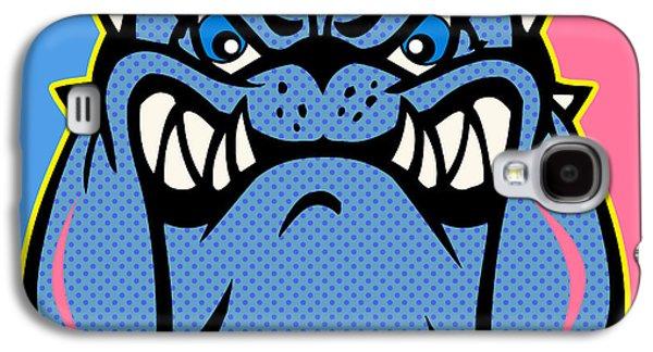 Bulldog 5 Galaxy S4 Case by Mark Ashkenazi