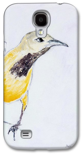 Wild Orchards Galaxy S4 Cases - Bullocks Oriole No 1 Galaxy S4 Case by Ben Gertsberg